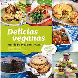 Delicias Veganas - Toni Rodríguez