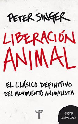 Portada libro Liberación Animal Peter Singer