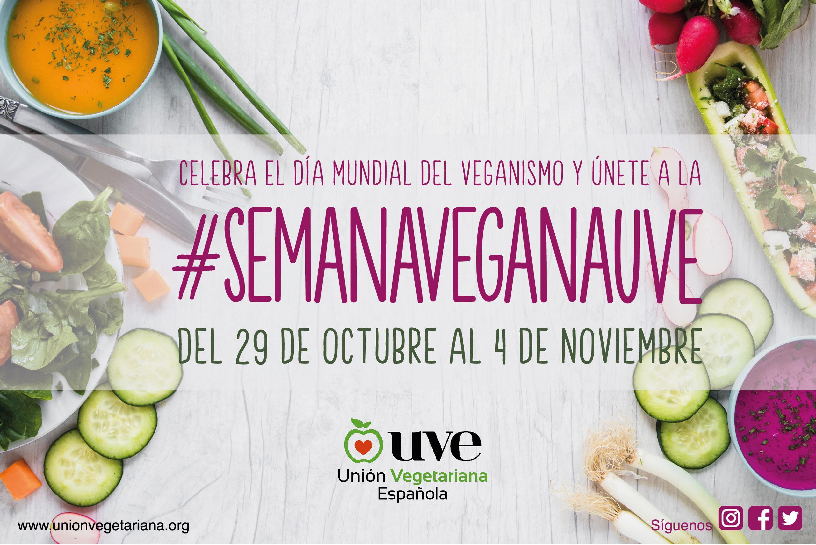 Semana Vegana UVE 2018