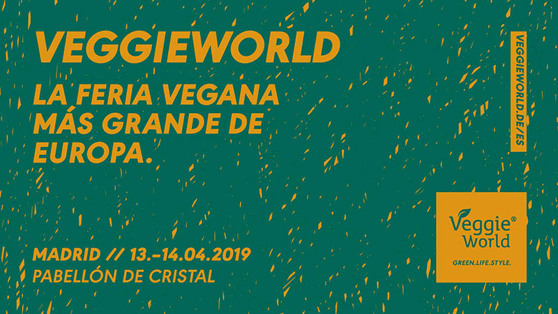 Feria Veggie World Madrid 2019