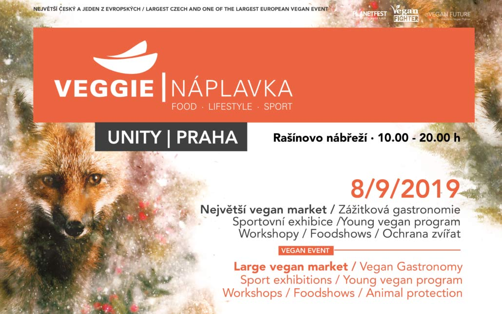 Veggie Náplavka Unity